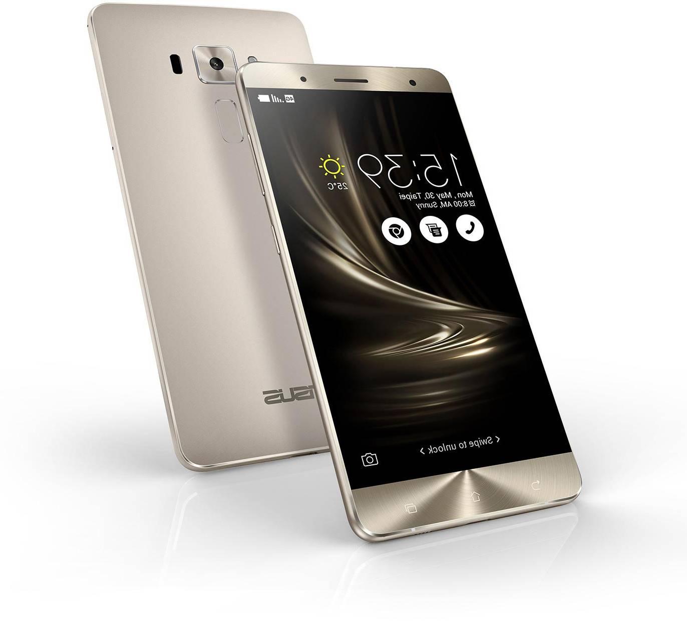 Asus Zenfone 3 Deluxe E Ufficiale Con 6GB Di RAM