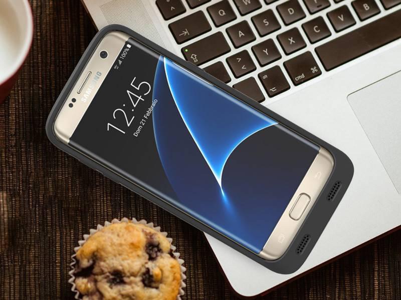 Battery case per Galaxy S7 Edge