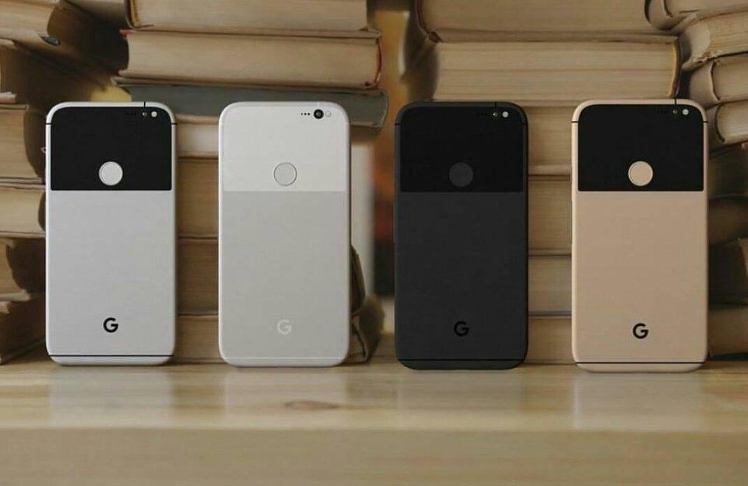 Colore dei Google Pixel