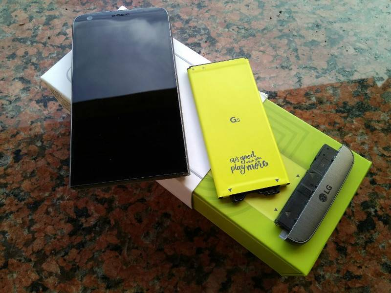 LG G5 MasterGeek