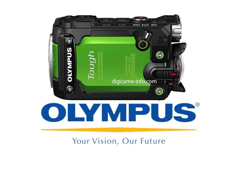 Olympus TG Tracker