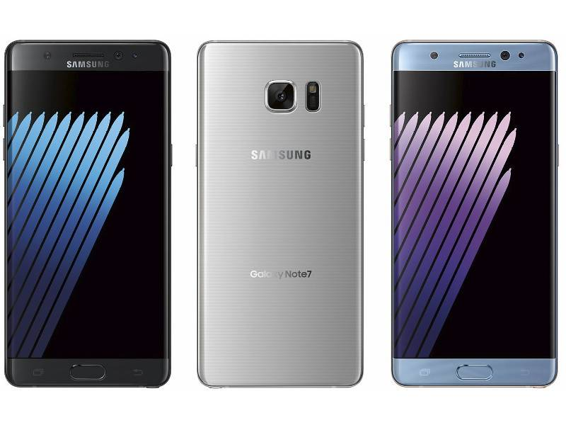 Samsung Galaxy Note 7 - Note UX