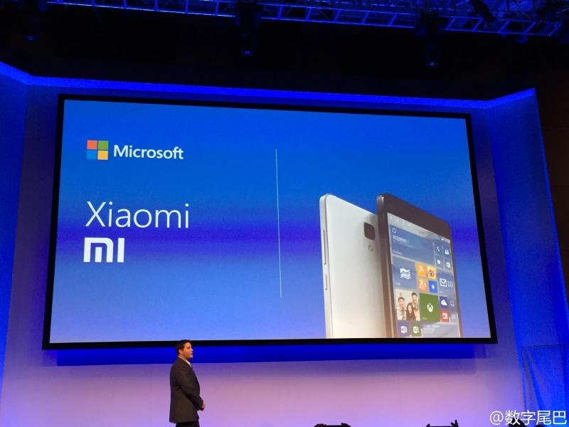 Windows 10 Mobile su Xiaomi Mi4