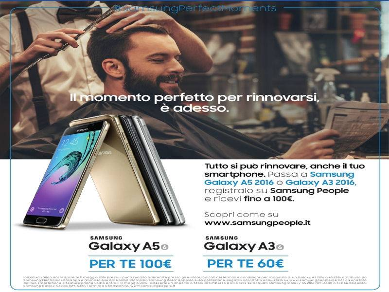 Samsung Perfect Moments
