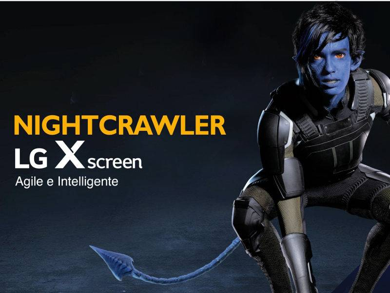 LG serie X