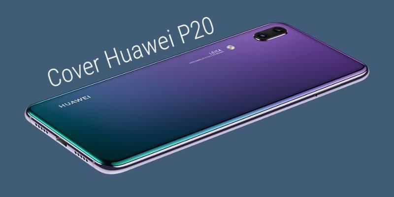 Cover Huawei P20
