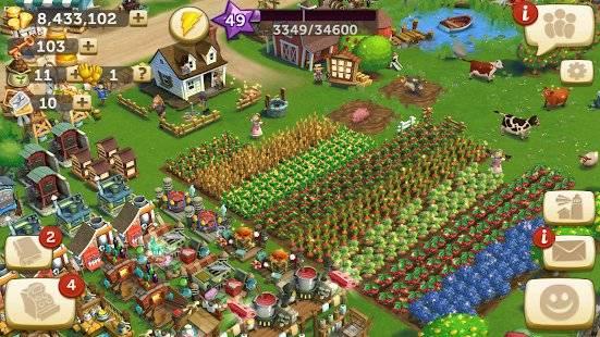 Simulatore agricolo per Android e iOS