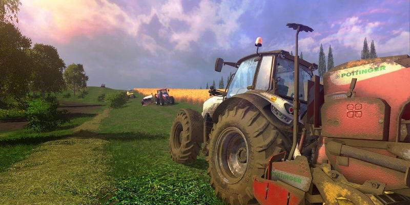 I migliori simulatori agricoli | Gratis | PC | Android | iOS - simulatori trattori