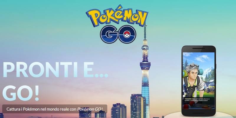 Pokémon Go gioco