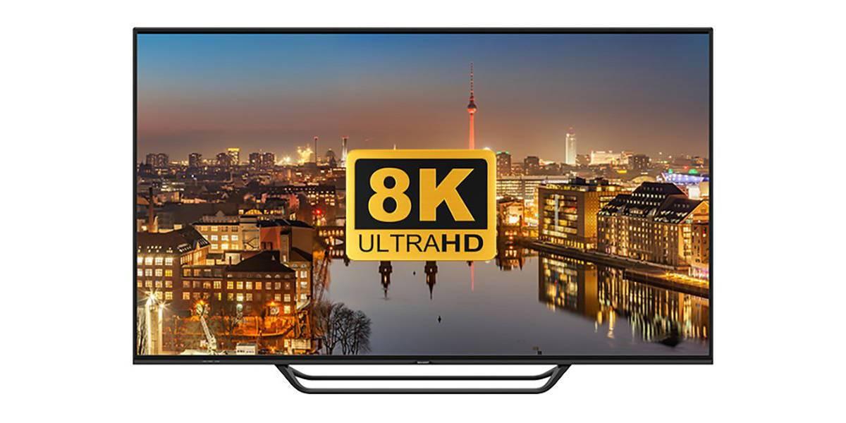 Televisori 8K