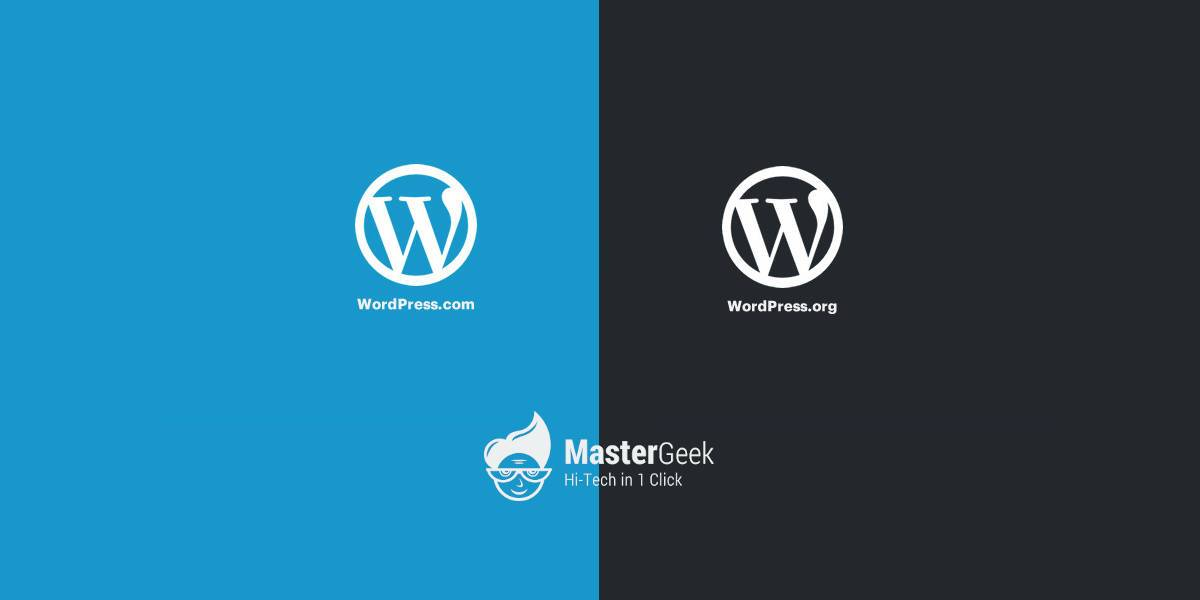 Wordpress.org e Wordpress.com: differenze, pro e contro