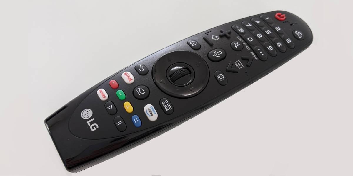Telecomando puntatore Smart TV LG