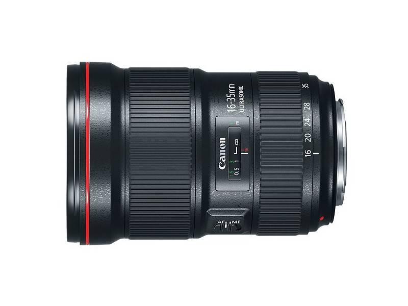 Nuovi Canon EF
