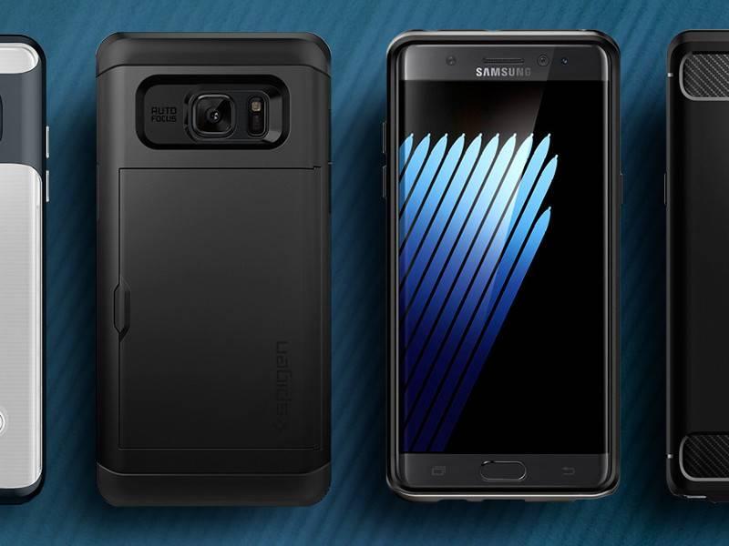Cover per Galaxy Note 7