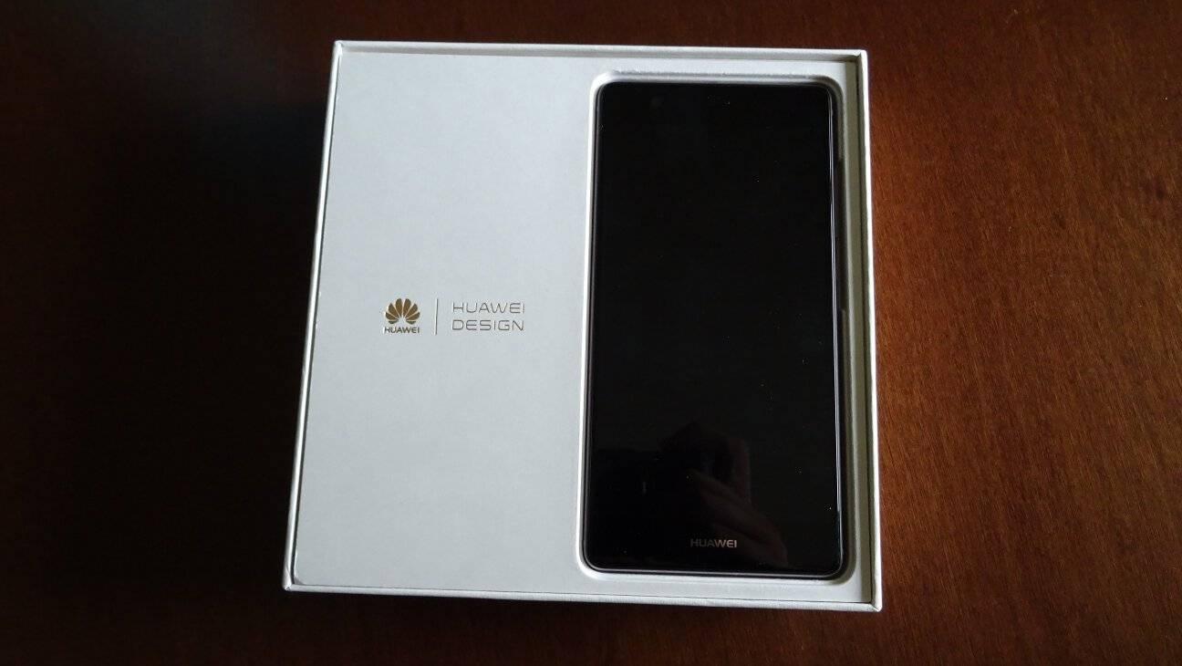Huawei P9 Plus 4