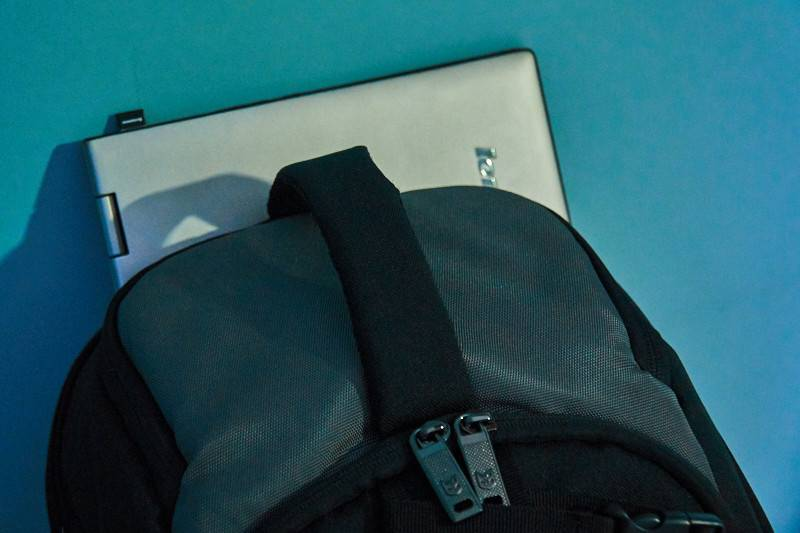 Zaino Evecase per Notebook e Fotocamera