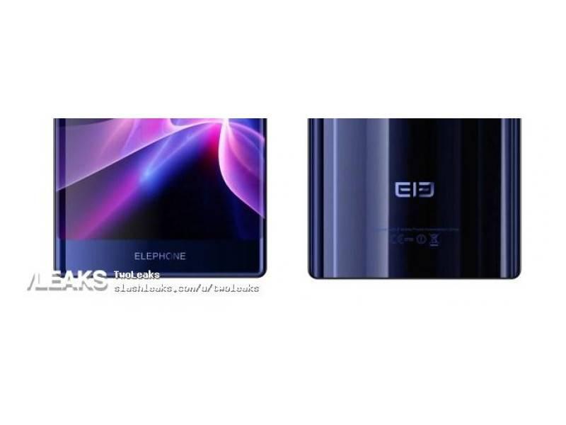 Elephone S8 particolare