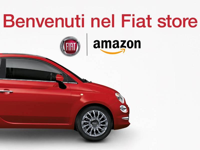 Fiat Store di Amazon