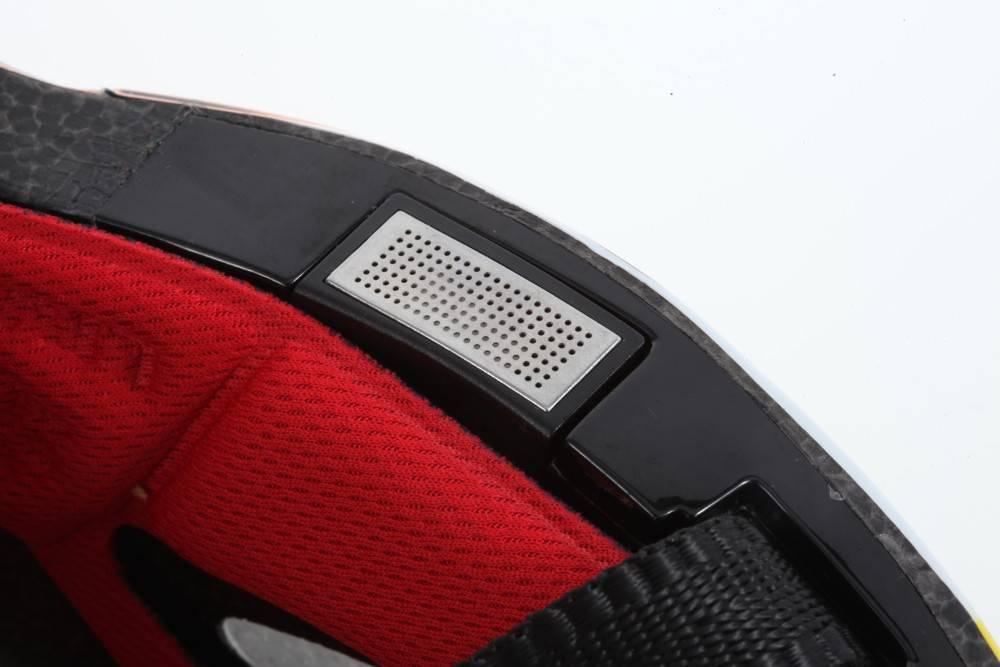Helmet Bluetooth speaker