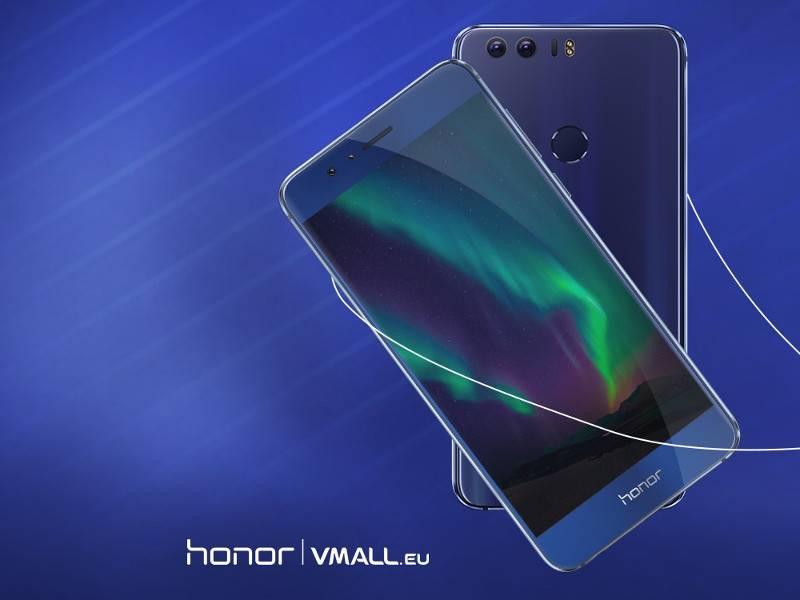Honor 8 presentato a Parigi