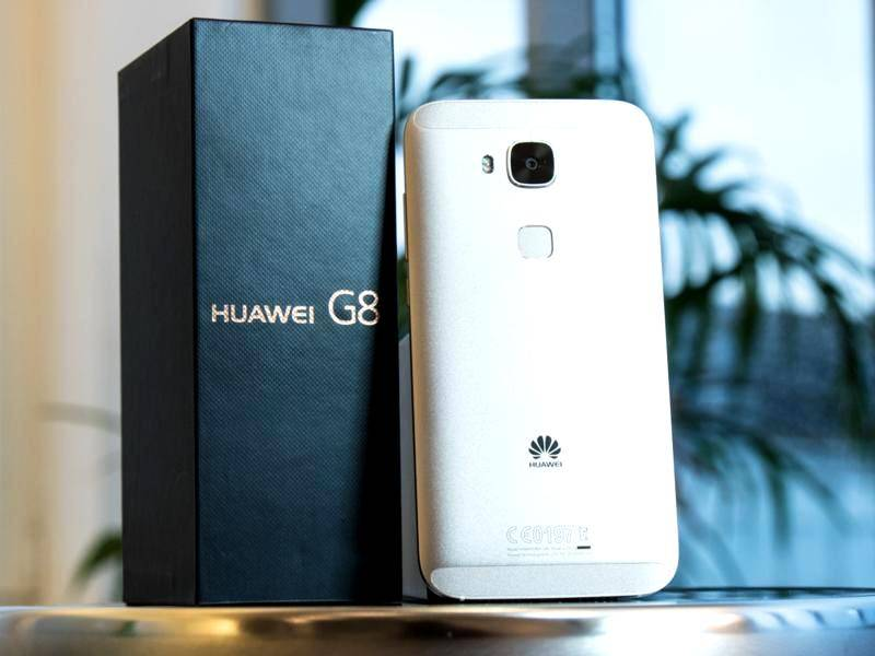 Huawei G8 recensione