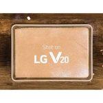LG Pubblica un teaser girato con il nuovo LG V20