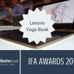 MasterGeek IFA AWARDS 2016: il vincitore è Lenovo Yoga Book