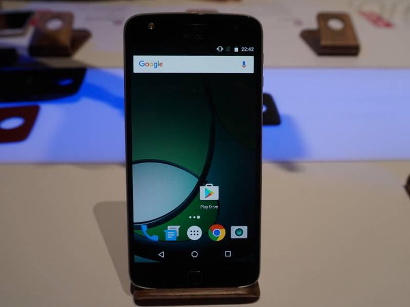 IFA 2016: Motorola presenta Moto Z Play