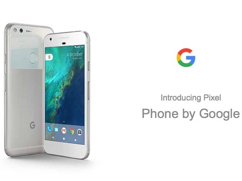 Tutto sui nuovi Google Pixel