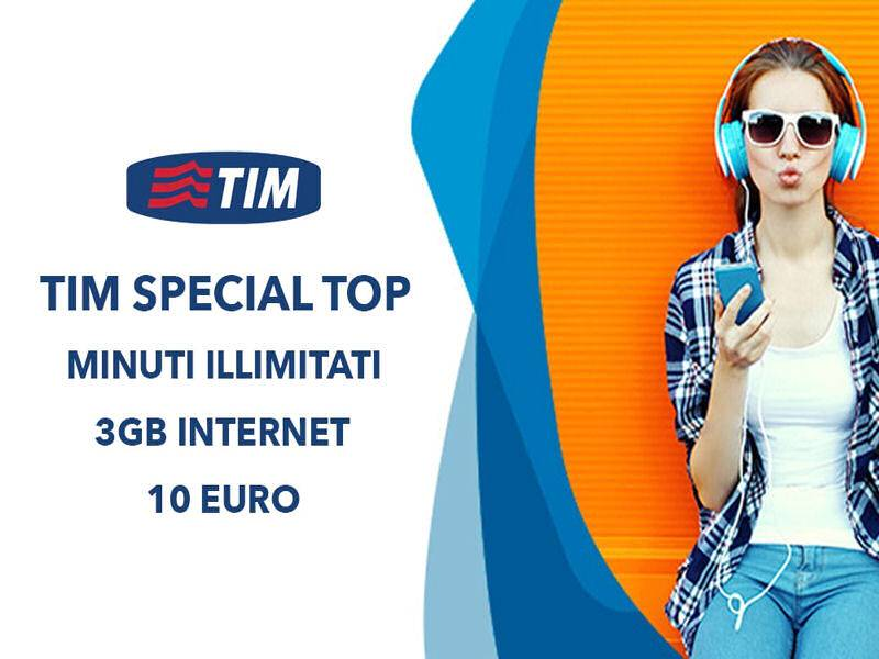 Tim Special Top Go