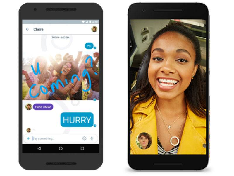 Google Duo raggiunge i 5 milioni di download