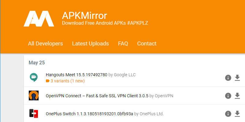 apk mirror google play store android 2.3