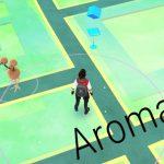 Aroma Pokémon Go