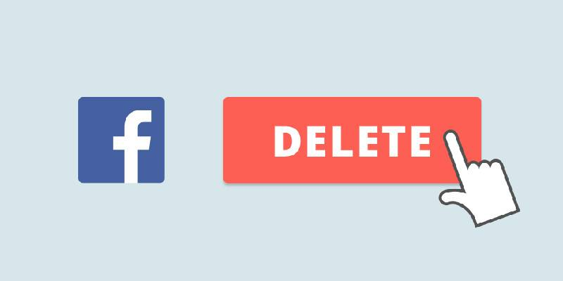 Cancellare profilo Facebook Account Definitivamente