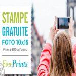 App per stampare foto gratis: ecco Free Prints - MasterGeek