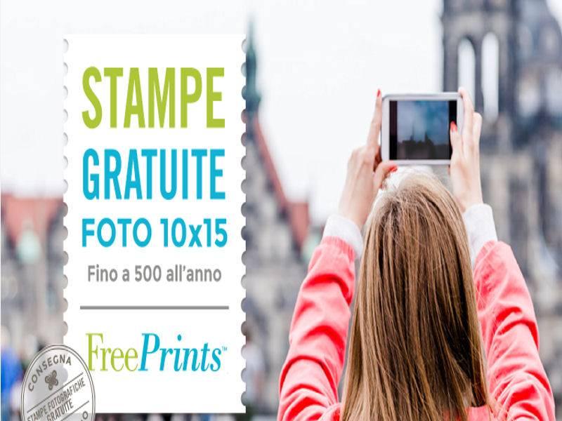 Free Prints Lapp Per Stampare 500 Foto Gratis Da Mobile