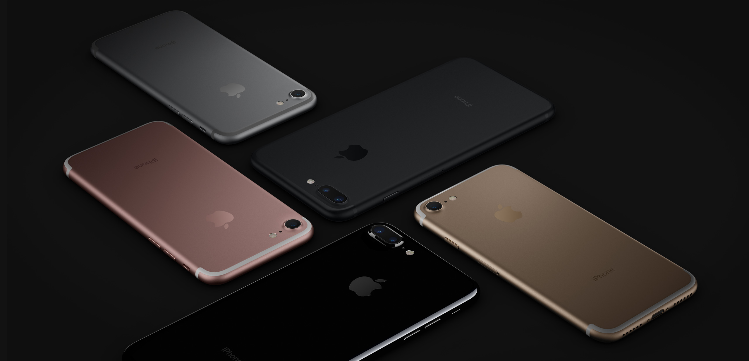 iPhone 7 colori