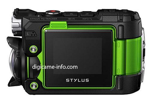 Olympus TG Tracker 2