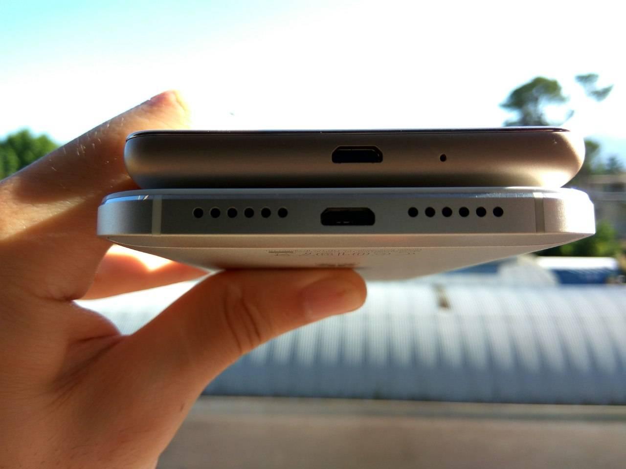 Xiaomi Redmi 3 Pro vs Huawei G8
