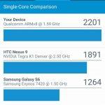 LG G5 prestazioni - recensione