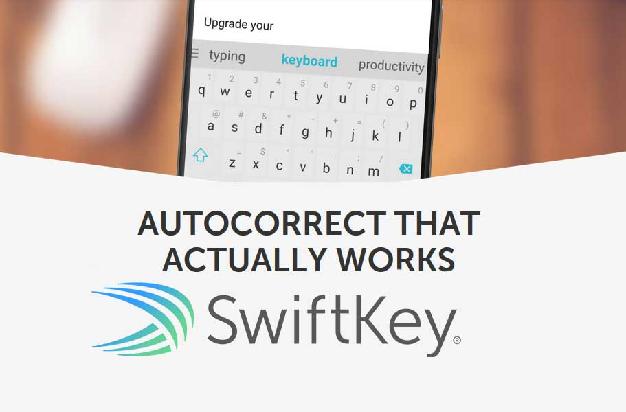 Il claim di SwiftKey