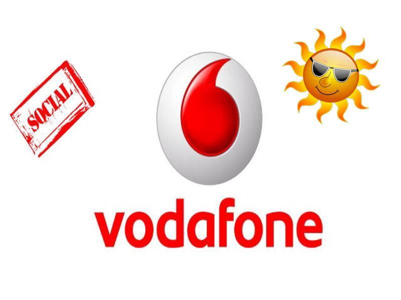 Vodafone Social Summer
